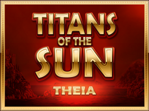 Titans Of The Sun Theia slots - spil gratis online